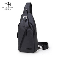Arctic Hunter 2017 New Chest Bag Casual Sling Bags Waterproof Shoulder Pack Oxford Messenger Bags For