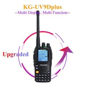 Image 3 - Wouxun KG UV9D Plus vhf uhf wielofunkcyjny Ham Radio Communciator DTMF 2 Way Radio 7 zespołów Walkie Talkie stacji dla bezpieczeństwa