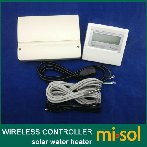 wireless controller of solar water heater, 100-240v, for separated pressurized solar hot water system bride of the water god v 3