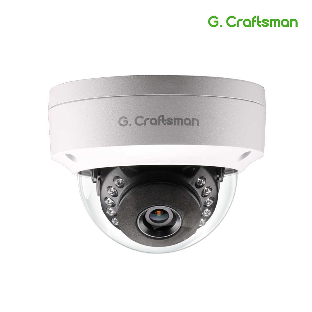 5MP POE IP Camera IP66 Indoor Waterproof Infrared Night Vision 5.0MP Onvif CCTV Video Surveillance Security K50M-P G.Craftsman