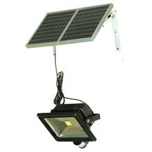 50W Solar pir sensor Light , solar panel 12W led PIR Infrared Motion Security Garden flood  Wall Light ip65 outdoor light цена