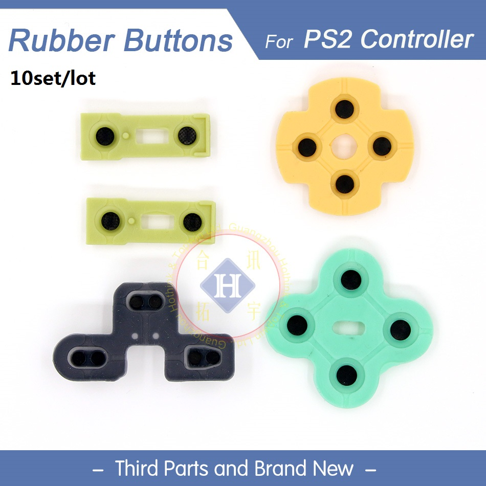 hothink-10sets-lot-replacement-conductive-silicon-d-pads-rubber-button-for-font-b-playstation-b-font-2-ps2-controller-repair-part