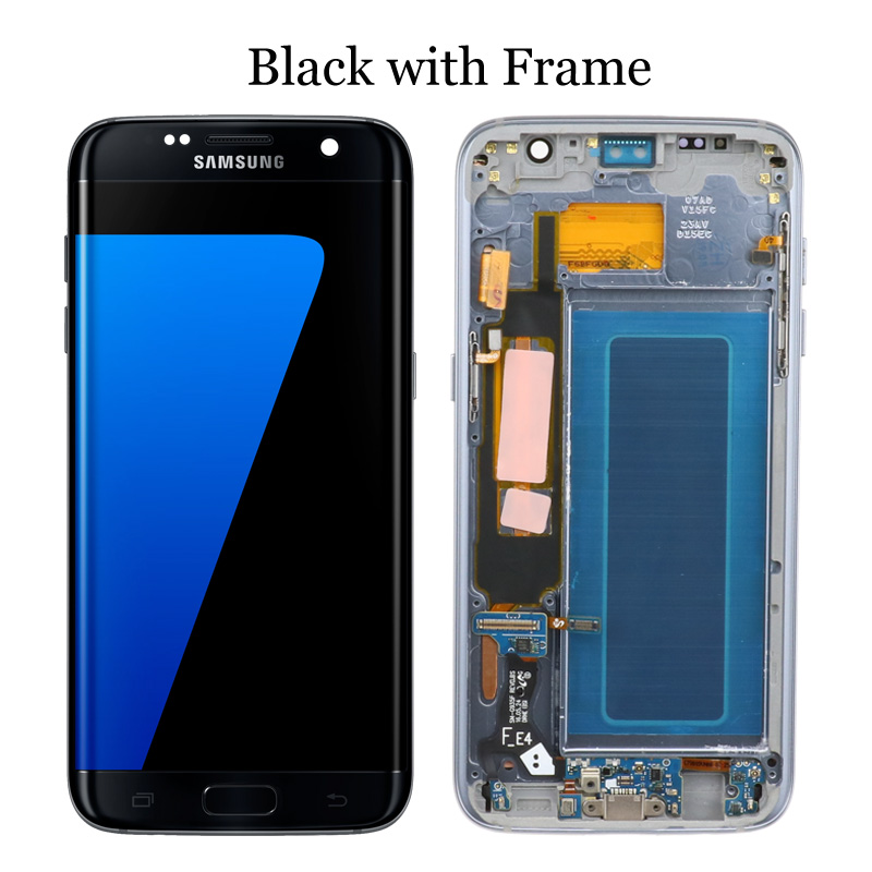Black With Frame