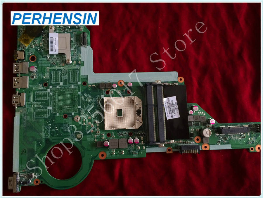 For HP For 15-E043 17-E020 Laptop Motherboard  749966-501 DA0R75MB6C1 100% tested good for hp laptop motherboard 6570b 686976 001 motherboard 100% tested 60 days warranty