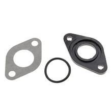 Pit Quad Bike Carburateur Carb Inlaatspruitstuk Pijp Pakking Spacer Seal 19 Mm Plastic Hoge Kwaliteit Zeer Duurzaam(China)