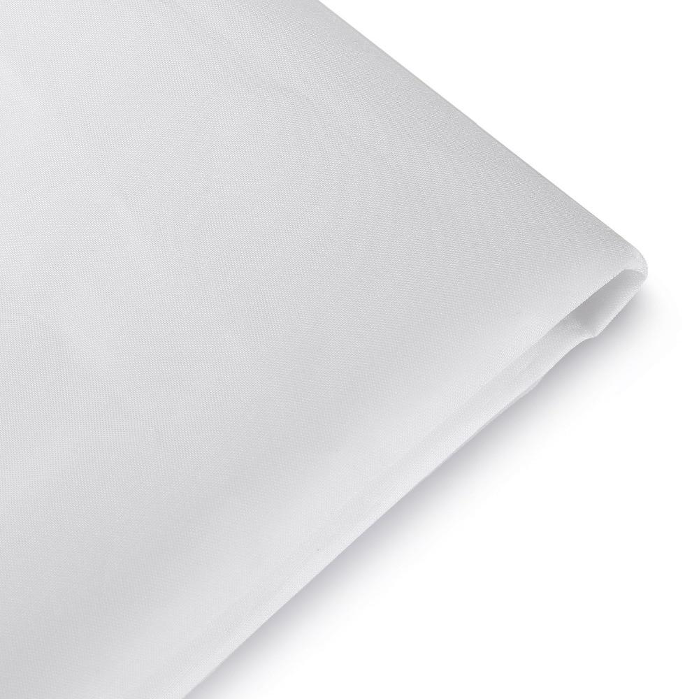 Neewer tela de difusión sin costura blanca de seda de nylon de 0.9M - Cámara y foto - foto 4