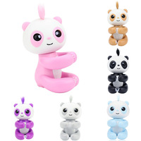 New Style Creative Toys Fingertip Panda Smart Touch Induction Pet Toys Interactive Fun Mini Finger Intelligent