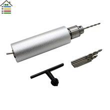 DC 12V 1A Electric Mini Hand Drill DIY Press Motor 0 3 4mm JTO Keyless Chuck