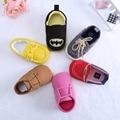 Осень девочка/мальчик Обувь Первые Ходоки Детская Обувь Мягкой Подошвой Prewalker Обувь новорожденных малышей обувь r11011