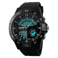 SKMEI Mens Military Sports Watches Men Digital LED Quartz Watch Rubber Strap Wristwatches Top Brand Luxury
