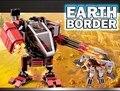 GUDI Frontera Tierra Star Wars Educativos Bloques de Construcción de Juguetes Para Los Niños Regalos Mini Robot Compatible Con Legoe