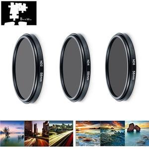 Image 3 - Akcesoria UV CPL FLD gwiazda ND2 ND4 ND8 stopniowany kolor soczewka filtra osłona długopis czyszczący do aparatu cyfrowego Nikon CoolPix P1000