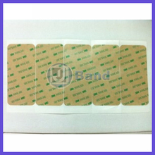 1000pcs/lot For iPhone 4 4S stick the LCD and the middle frame 3M Pre-Cut Adhesive Strip Tape Sticker DHL Free Shipping