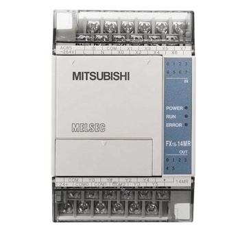 Cheapest Mitsubishi Integrated PLC Controller Automation FX1S Series FX1S-20MT-001 As Stable And Compatible As Original