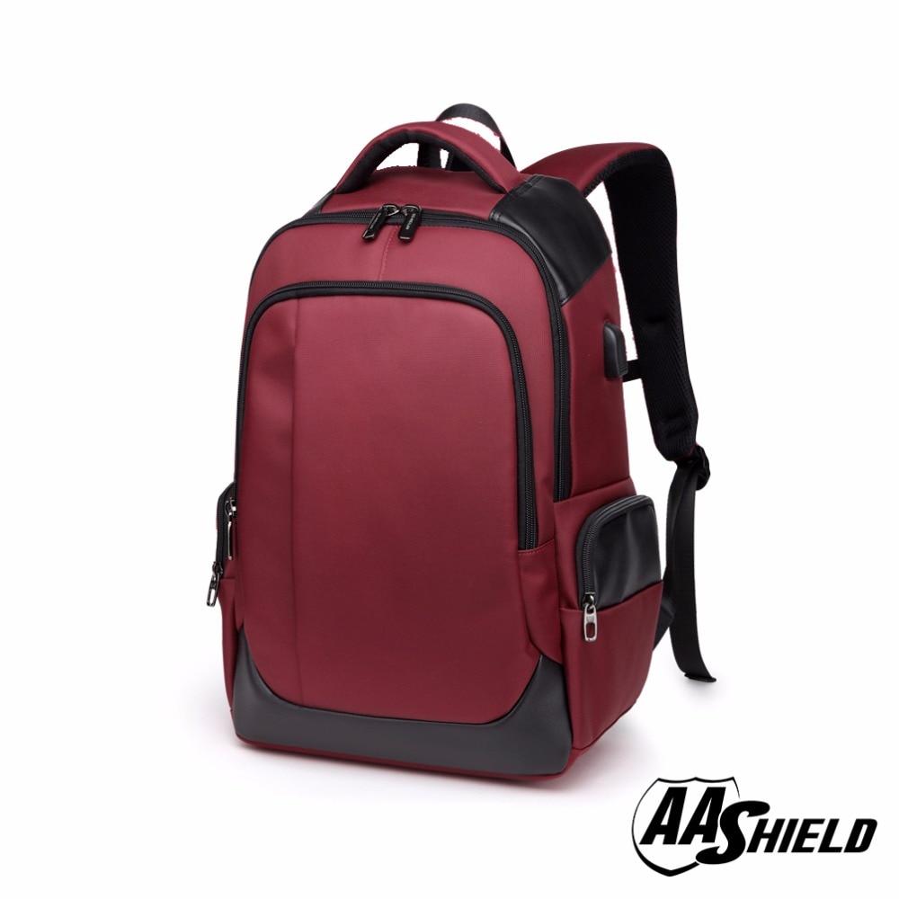 AA Shield Bullet Proof School Bag Ballistic NIJ IIIA 3A Plate Safety Body Armor Backpack Panel Insert Red