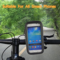 Универсальный 4.0 '' - 6.3 ''Bike велосипед телефон владельца водонепроницаемый чехол мешок для всех смартфонов мотоцикл телефон стенд телефон чехол мешок