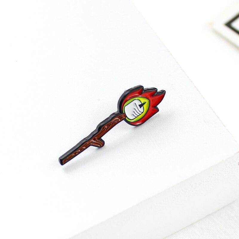 胸针火柴10