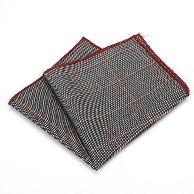 Variety of Cotton Pocket Squares