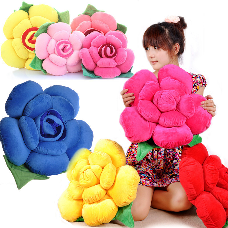 Roses Valentine S Day With Stuff Toys : J g chen fee shipping promotion plush toys flowers rose