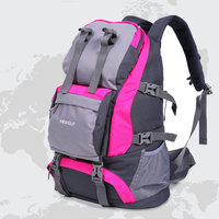 Hewolf Brands Outdoor Backpack Mountaineering Bag Men And Women Shoulder Bag Waterproof Backpack Hiking Camping 32L