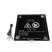Anet Updated Aluminum Substrate Hotbed Integral Plate Improved 220 220 3mm 3D Printer Aluminum MK3 PCB