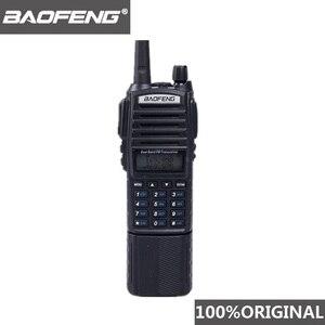 Image 1 - 100% Original Baofeng UV 82 talkie walkie 3800mAh batterie double bande UV82 Pofung Radio bidirectionnelle Portable FM jambon émetteur récepteur