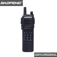 Baofeng Walkie Talkie 100% Original, batería de 3800mAh, banda Dual, UV82, Radio bidireccional, transceptor FM Ham portátil