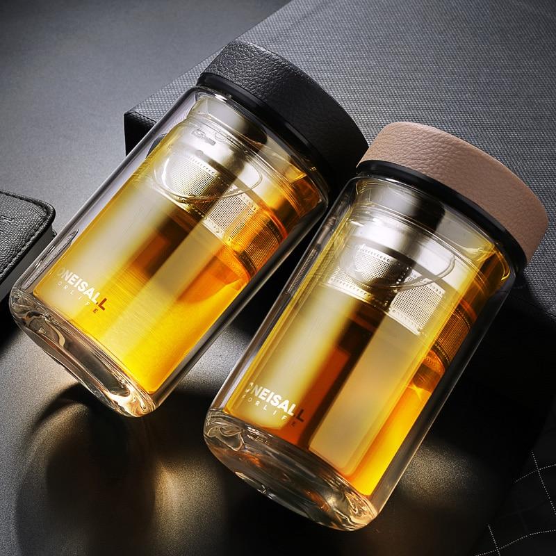 чай бутылка с фильтром