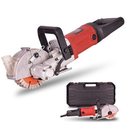 40mm elektryczny maszyna do cięcia ścian frezarka do rowków ścienne dłutownica 4KW 220 V