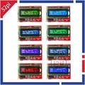 Nova RGB 1602 16x2 LCD Teclado Escudo Raspberry Pi Módulo de Display LCD com I2C