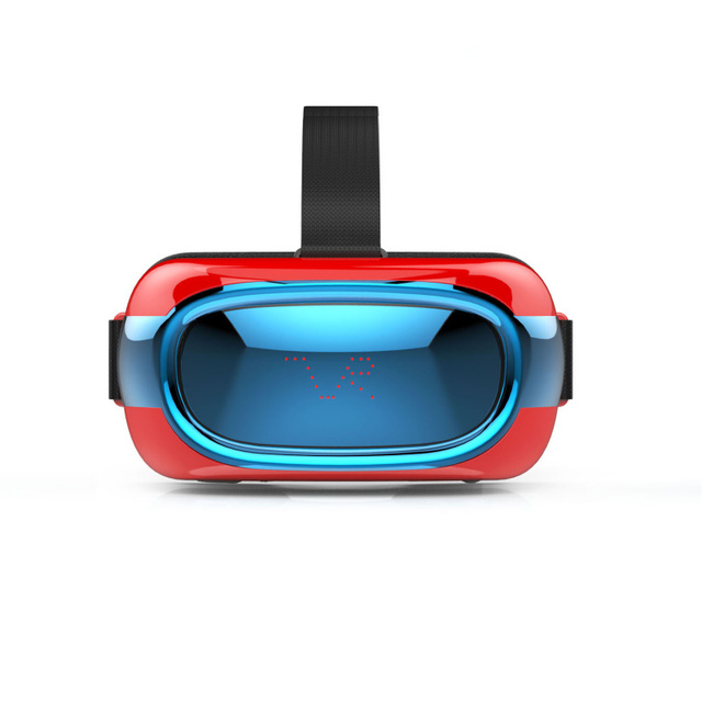 LYMOC VR 3D All IN ONE Helmet VR Virtual Reality Glasses RK3126 Quad Core 1280X720 No Need Use Phone Portable Mobile IMAX