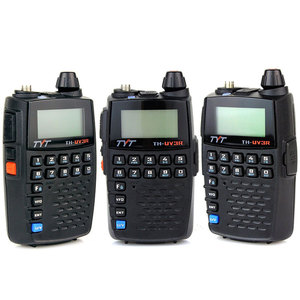 Image 2 - Tyt UV3R Twee weg Radio Walkie Talkie 10 Km Handheld Walkie Talkie Transceiver Uhf Scanner Radio Woki Toki