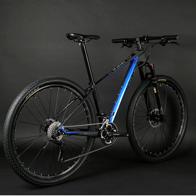 Новый горячий! Из углеволокна в полном комплекте велосипед 29er Mtb велосипед 15 17 19 горный велосипед Bicicletas 29 Mtb велосипеда