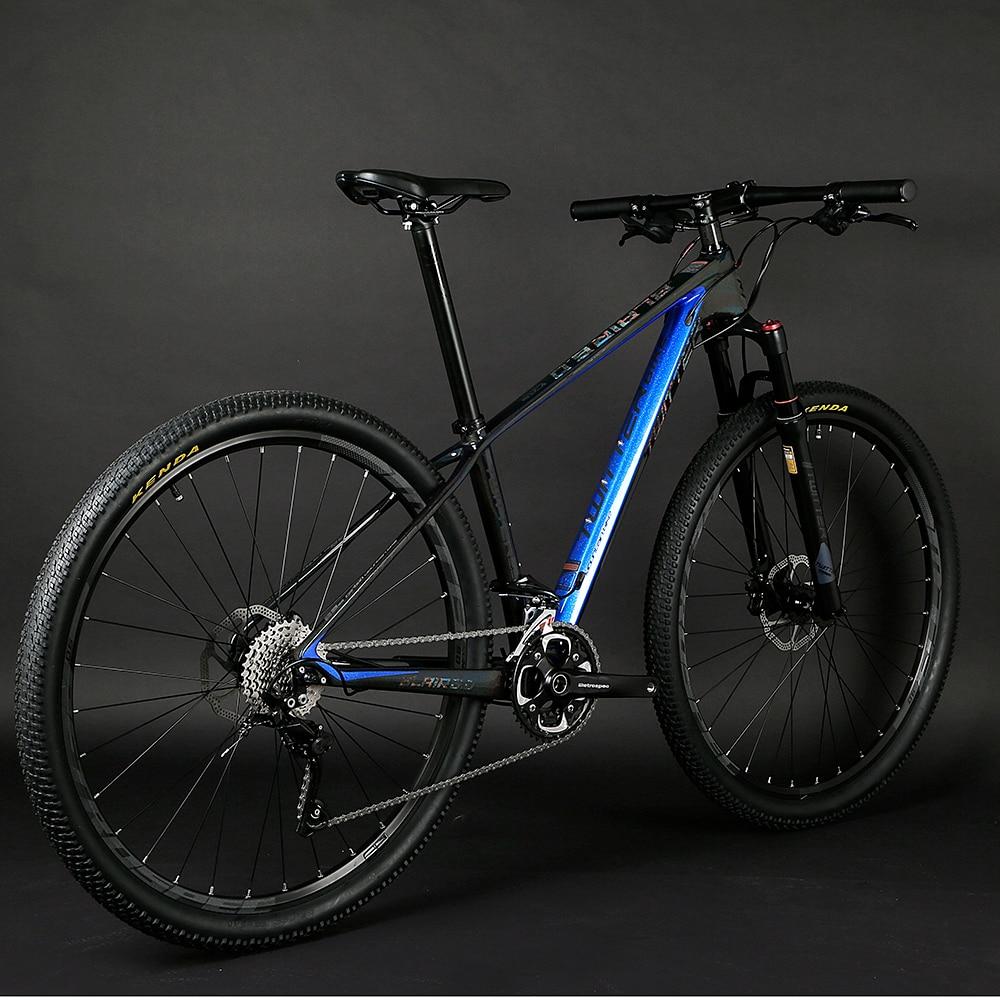 Nouveau chaud!! Vélo complet carbone 29er vtt 15 17 19 Bicicletas VTT 29 vtt