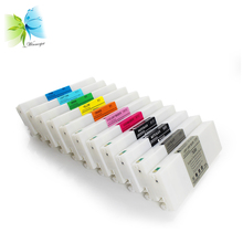 For Epson Stylus Pro 7900 9900 Printer 700ml 11 Colors Disposable Compatible Ink Cartridge T6361-T6369 T636A T636B
