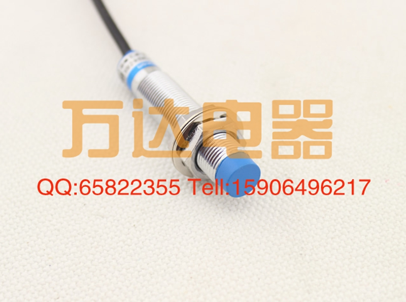 Capacitive proximity switch CJM18M-8N1 level / level sensor NPN three-wire NO turck proximity switch bi2 g12sk an6x