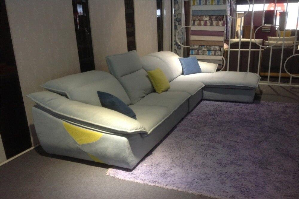 Europea Sofá Nuevos Modelos Sofás Barato En Forma De L Como Living Room  Furniture Set En Sofás De Sala De Estar De Muebles En AliExpress.com |  Alibaba Group