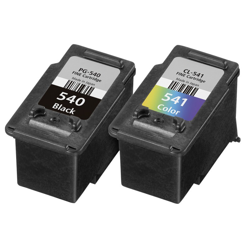PG-540 CL-541 Ink Cartridge For Canon PG540 CL541 PIXMA MG2250 MG3150 MG3155 MG4150 MG3200 MG3255 MG3500 MX375 MX395 MX374 MX375 cl 38 ink cartridge for canon cl38 pixma mp140 mp190 mp210 mp220 mp470 mx300 mx310 ip1800 ip1900 ip2500 ip2600