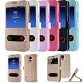 Virar luxo wallet case capa para samsung galaxy s4/s5/s6/s6edge/s7/s7edge case capa com kickstand para nota 3 4 5