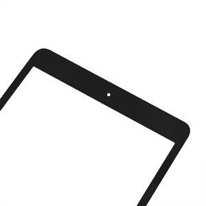 Image 3 - Voll Getestet Digitizer Touchscreen Für Apple iPad mini 1 A1432 A1454 A1455 Front Glas Objektiv mit Home Button + IC