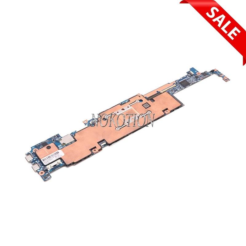 001 Nokotion 850910-601 850910-850910-601 Para HP EliteBook Folio G1 6050A2776001-MB-A01 laptop motherboard Testado