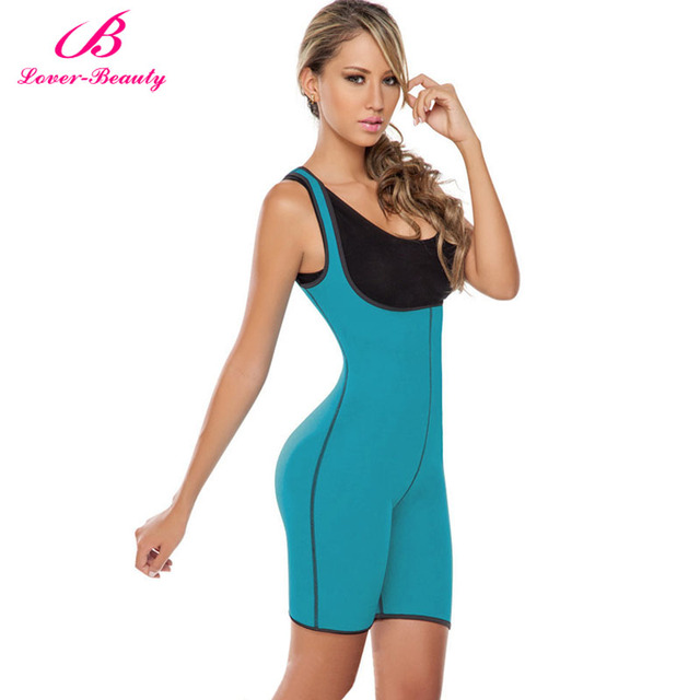 a47f8fec8cac5 Lover Beauty Hot Shapers Plus Size Waist Trainer Sweat Belt Waist Cincher  Corset Full Bodyshaper Waist Slimming Shapewear -A51
