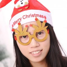 Christmas festival ornaments the glasses free shipping