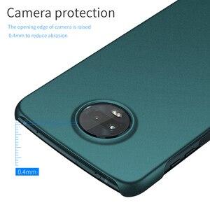 Image 4 - Para Motorola Moto Z3 Play Z2 Play funda, Ultra Delgado minimalista Delgado carcasa trasera de teléfono funda para Motorola Moto Z3 Play