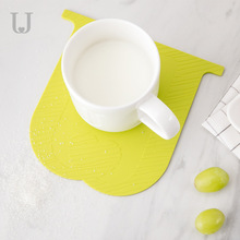 Xiaomi Jordan&Judy Silicone insulation placemat Insulation and anti-scalding safe non-toxic Mat
