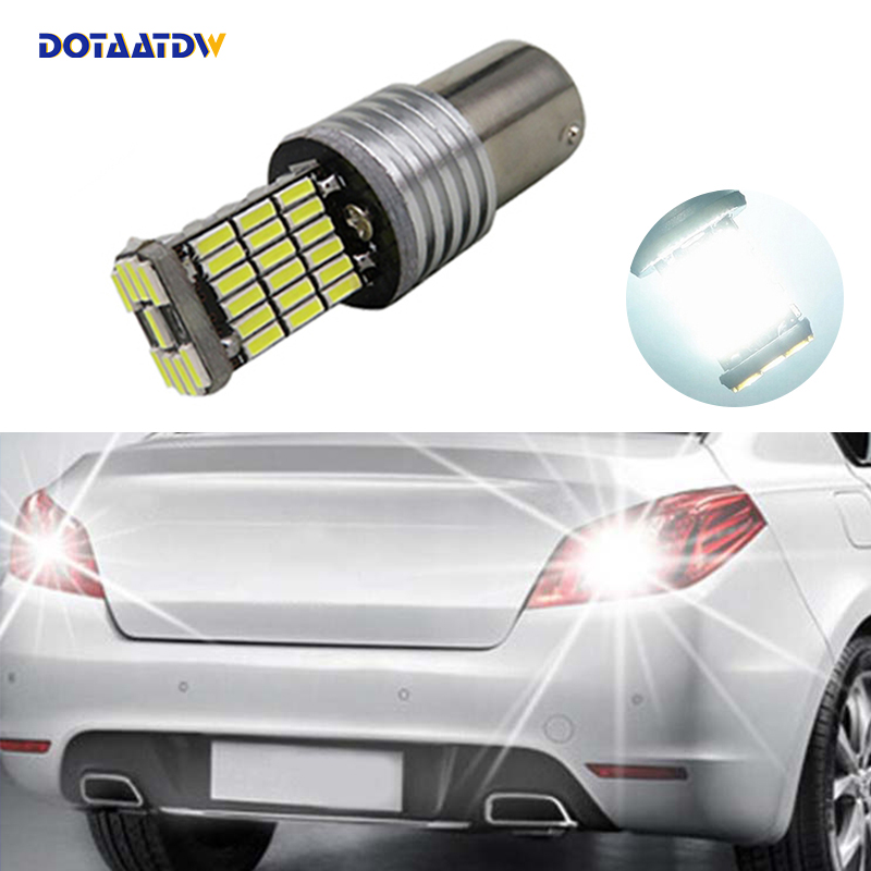 DOTAATDW 1x 1156 <font><b>LED</b></font> Canbus backup reverse light <font><b>lamp</b></font> For <font><b>peugeot</b></font> 307 206 2008 207 <font><b>308</b></font> 4008 508 5008 for 301 2014 image