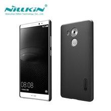 Huawei Compagnon 8 Cas Huawei Compagnon 8 Couverture Nillkin Super Dépoli Boîtier de protection Pour Huawei Ascend Compagnon 8 Avec Écran protecteur
