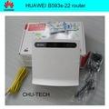 Original huawei b593 b593s-22 4g lte de 150 mbps roteador cpe + 4g antena