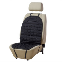 Winter Car Seat Cover Interior Car Accessories 12V Heated Seat Cushion Electric Heating Warmer Pad