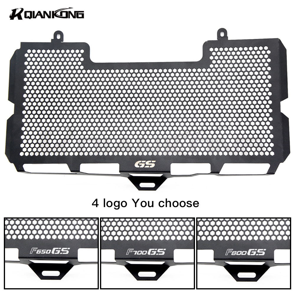 Newest Motorcycle Accessories Radiator Grille Guard Cover Protector For BMW F650GS F700GS F800GS 2008-2012 motorcycle accessories radiator guard protector grille grill cover for bmw f800s f800r f700gs f650gs f800 s r f650 f700 gs